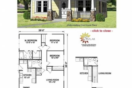 Bungalow Houses Floor Plans