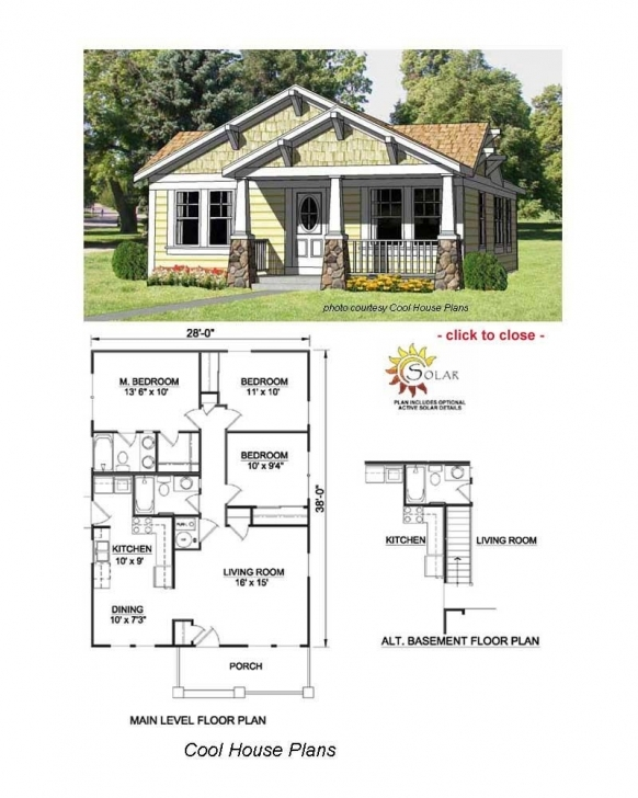 Inspiring Bungalow Floor Plans | Bungalow, Craft And Craftsman Bungalow Houses Floor Plans Photo