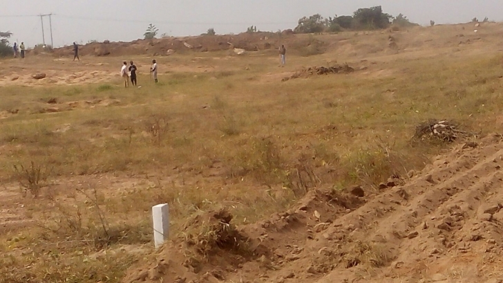 Inspiring Cindaret Lands For Sale 1 Plot Of Land Ghana Photo