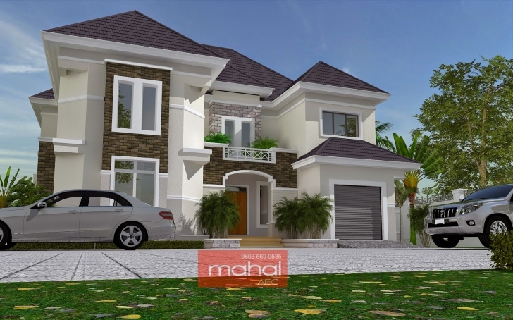 Inspiring Contemporary Nigerian Residential Architecture Latest Building Plan In Nigeria Picture
