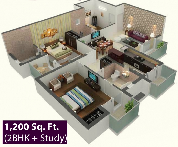 Inspiring Inspirations: Kerala Home Design And Floor Plans Inspirations Also 1200 Sq Ft House Plan With Car Parking Image