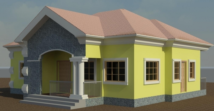 Inspiring Pictures Of 3 Bedroom Houses In Nigeria How Build A Low Budget Low Budget Modern 3 Bedroom House Design In Nigeria Pic