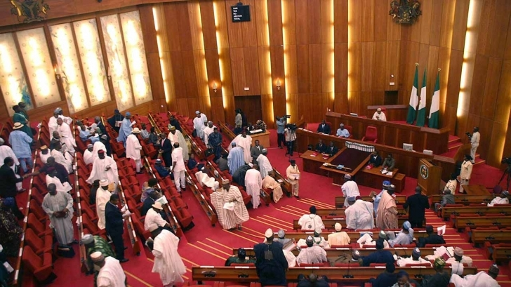 Inspiring Threat To 2018 Budget Thickens In National Assembly — Nigeria — The Latest News In Nigeria House Of Assembly Picture
