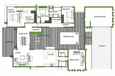 3 Bedroom House Plans In Polokwane