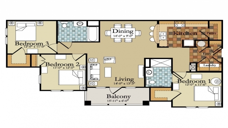 Interesting 3 Bedroom House Design In Philippines House Plan Modern Design In Modern 3 Bedroom House Floor Plans Image