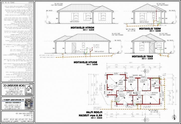Interesting 3 Bedroom House Plan Africa Unique Three Bedroom House Plans In Three Bedroom House Plans In South Africa Picture