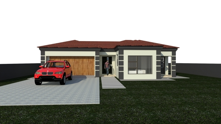 Interesting Apartments : Bedroomed House Plans In South Africa African Bedroom South African 4 Bedroom House Plans Image