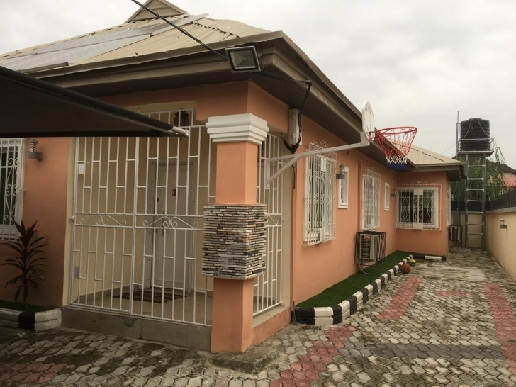 Interesting Beautiful Bungalow, Lekki, Nigeria - Booking Bungalow Photos In Nigeria Image