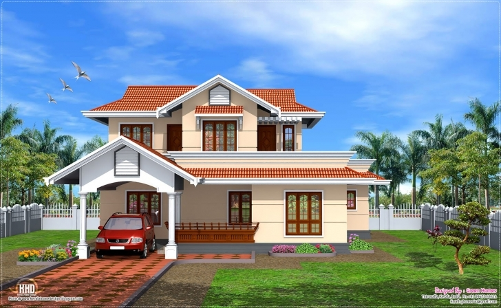 Interesting February Kerala Home Design Floor Plans - Home Plans & Blueprints Kerala Model Home Hd Image Download Picture