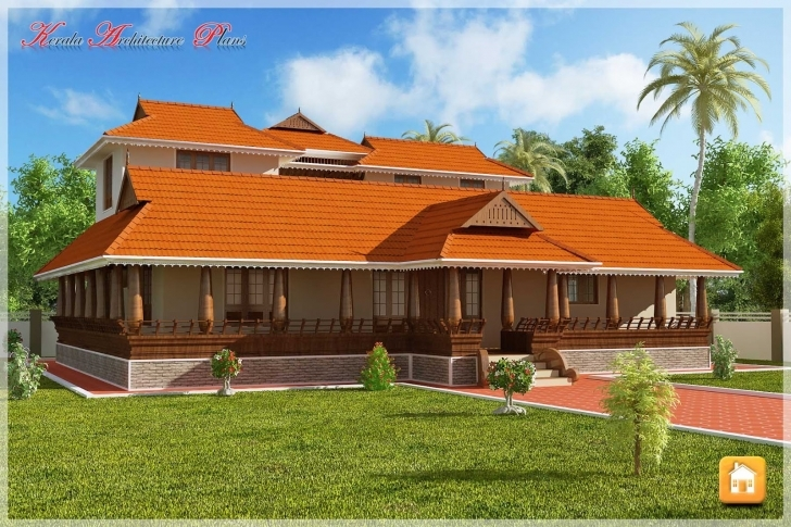 Interesting Home Architecture: Beautiful Traditional Nalettu Model Kerala House Beautiful Nalukettu Houses In Kerala Photo