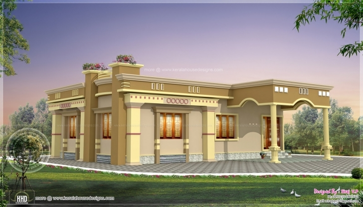 Interesting Home Architecture: Small South Indian Home Design Home Kerala Plans South Indian Style Small House Plans With Photos Pic