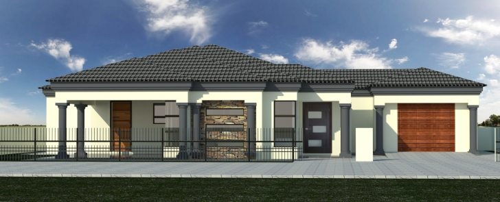 Interesting Home Architecture: South African House Plans Pdf Luxury Tuscan Completed Hause Plan At Limpopo Picture