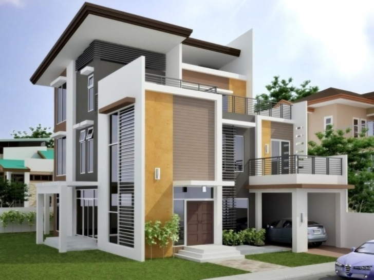 Interesting Home Design: Best House Exterior Painting With Painting Ideas Kerala Exterior Home Painting Image