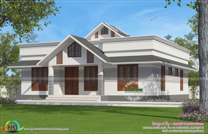 Interesting Home Plan Below 10 Lakhs Luxury November 2015 Kerala Home Design And 2015 Kerala Floor Plans Image