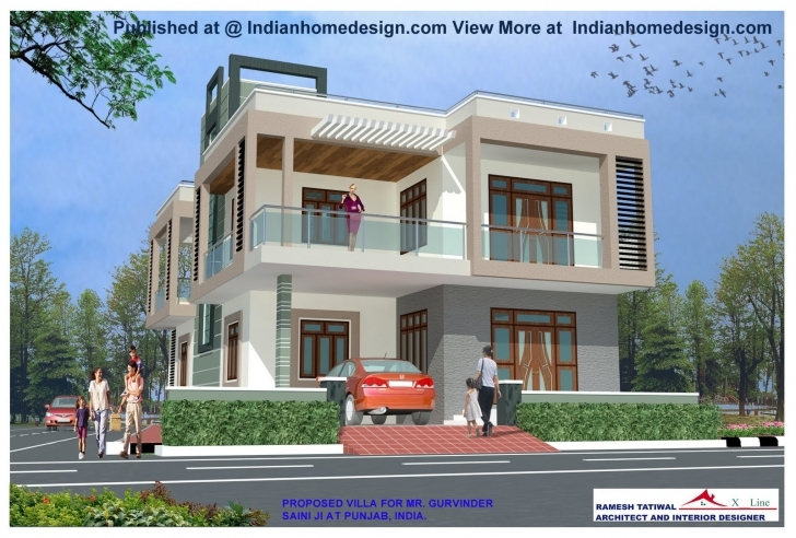 Interesting House Designs India Front - Building Plans Online | #48012 New Home Designs 2018 India Picture