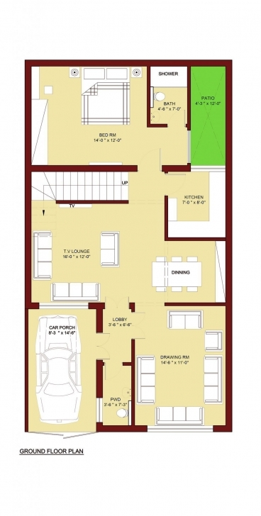 Interesting House Floor Plan | Bed Room, Room And House 3 Master Badroom 40/45 Half Polt Pic