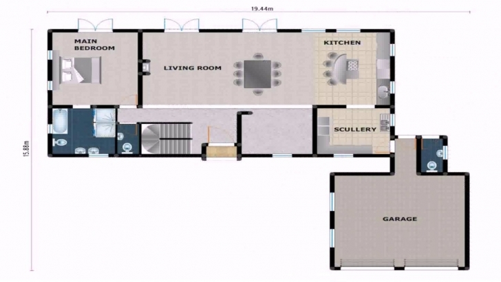 Interesting House Plans Online In South Africa - Youtube South African 3 Bedroom House Plans Photo