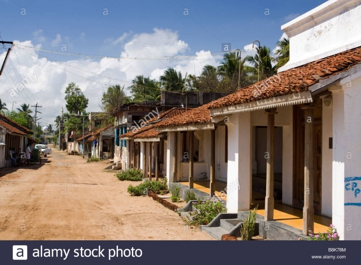 Interesting Indian Village Street Stock Photos & Indian Village Street Stock Indian Village Small House Images Photo