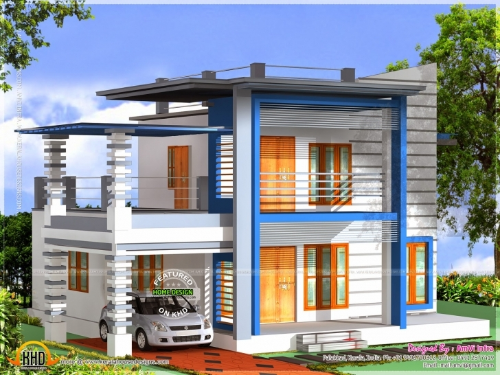 Interesting Inspirations: Kerala Home Design And Floor Plans Inspirations 1000 3D House Model Kerala Photo