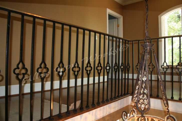 Interesting Interior Iron Railing - Design Decoration Siri Iron Railing Pic