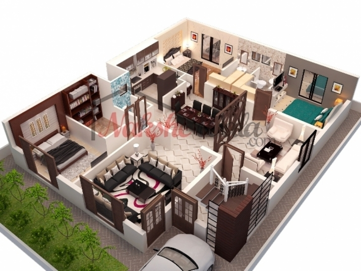 Interesting Nice Home Design 3D 60 For With Home Design 3D Home Design 3D Pic