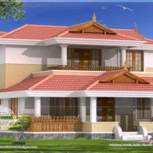 South Indian House Pic
