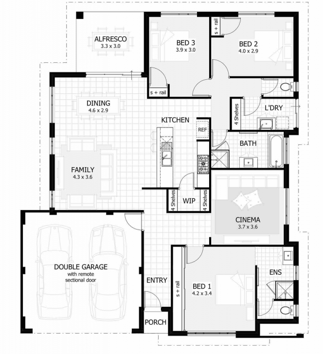 Interesting Plans With Cost Simple Rhhedwigandsergeantmajorcom Bedroom Low Modern 3 Bedroom Building Plan Pic