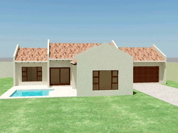 Interesting The Keys Of Farm Style House Plans South Africa That We Love — House African House Design And Plans *3 Bedroom Image