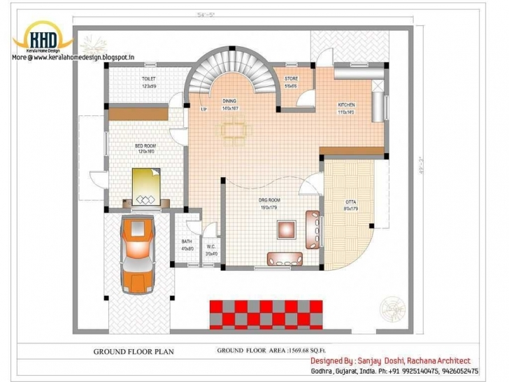 Latest 1000 Sq Ft House Plans With Car Parking Bedroom Housing Building 1000 Sq Ft Duplex House Plans With Car Parking Picture