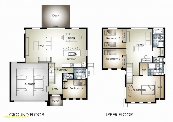 Latest 3 Bedroom Double Storey House Plans In South Africa | House For Rent 3 Bedroom Double Storey House Plans South Africa Photo