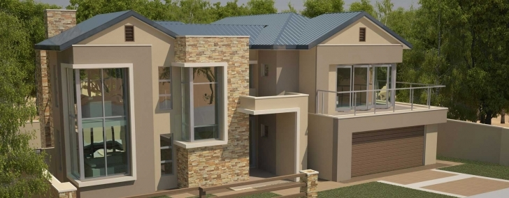 Latest 3 Bedroom Double Storey House Plans South Africa | Floor Plans Design 3 Bedroom Double Storey House Plans South Africa Photo