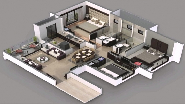 Latest 4 Bedroom Modern House Plans South Africa - Youtube 4 Bedroom Modern House Plans South Africa Picture