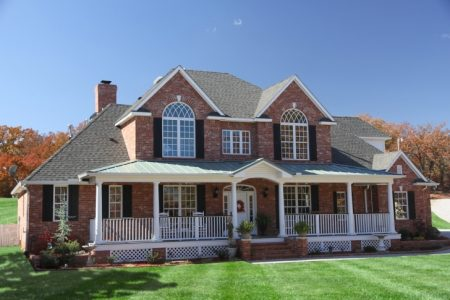 Brick House Plans With Porches