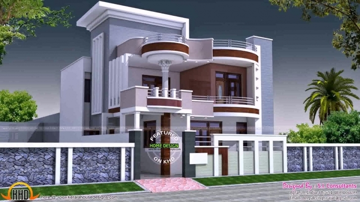 Latest Home Design In 50 Gaj Plot - Youtube 50 Gaj Plot House Design Image
