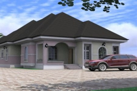 Nigeria House Plan Design