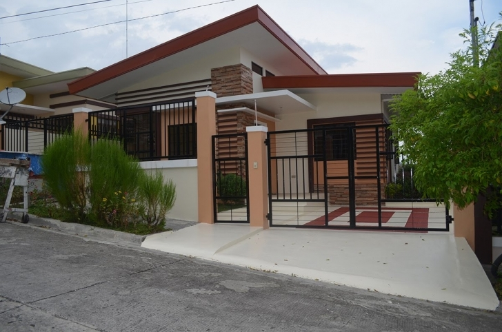 Latest Mh27 Modern 3-Bedroom House For Sale La Vista Monte, Davao City Three Bedroom House For Sale Photo
