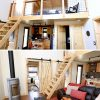 2 Story Tiny House Interior