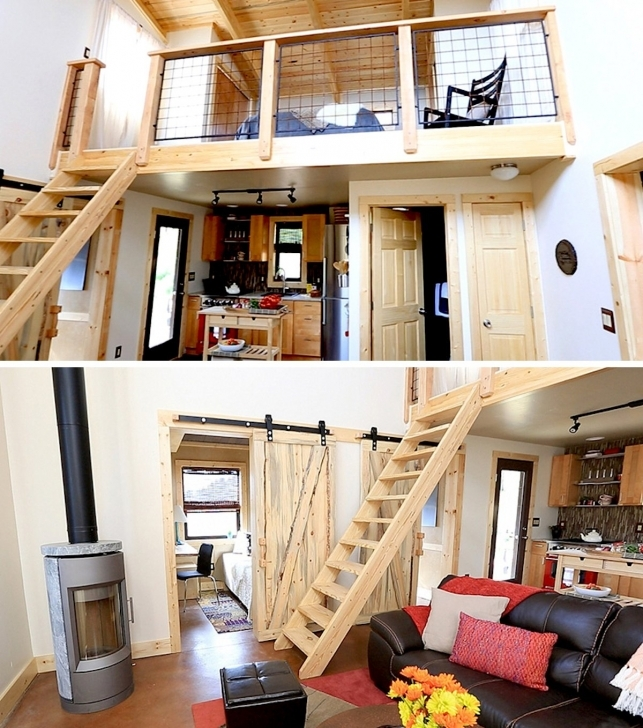 Latest Tiny House Building 2 - Home Design Ideas 2 Story Tiny House Interior Picture