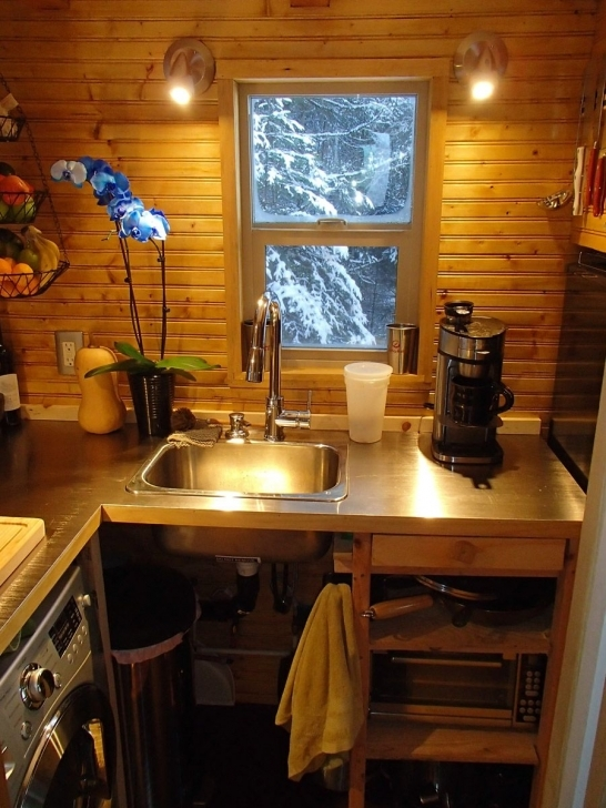 Latest Tiny House For Two - A 160 Square Feet Tiny House On Wheels Built Walden Tiny House Swoon Pic