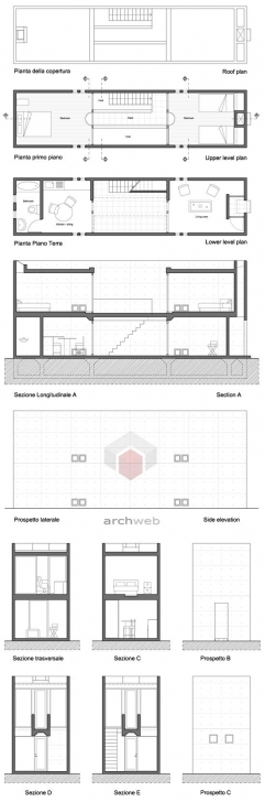 Marvelous 102 Best Plans, Sections, Elevations Images On Pinterest Residential Building Plan Section Elevation Dwg Image