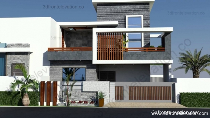 Marvelous 12 Pictures Front Look Of Houses New In Popular 250 Sq Yards New Home Front Look Pic Picture