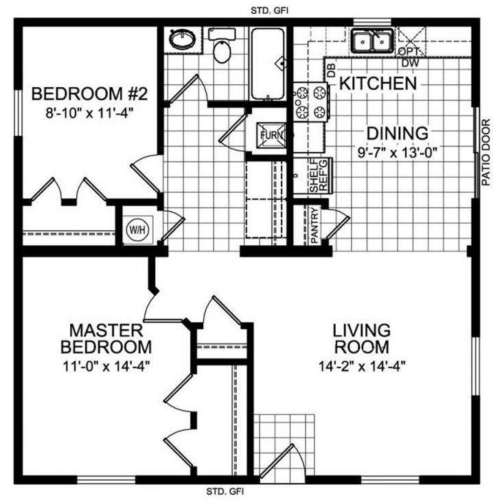 Marvelous 3 Story House Plans For 40 X 100 Lots - Nikura 15 By 25 House Plans Image