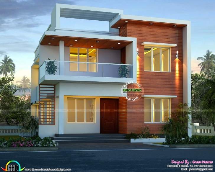 Marvelous Cute Modern House Architecture | Elevation For House | Pinterest Front Elevation Of Houses Architecture Image