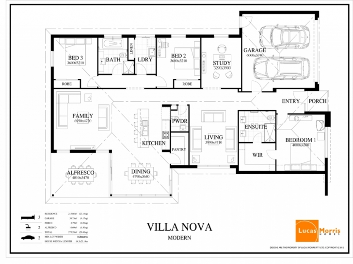 Marvelous Floor: Single Story House Floor Plans Modern Single Story House Floor Plans Photo