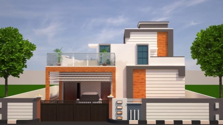 Marvelous Front Elevation Designs - Youtube Front Elevation Designs Photo