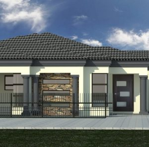 3 Bedroom Tuscan House Plans For Sale