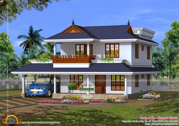 Marvelous House Model Kerala - Kerala Home Design And Floor Plans House Model Kerala Picture