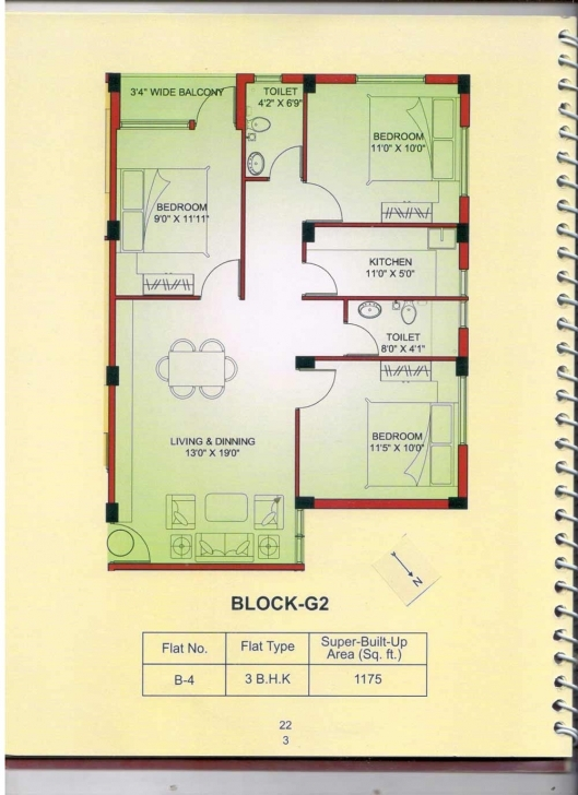 Marvelous Overview : Dream Villa At Tollygunge Metro Station, Kolkata - F.m. Floor Plan G 2 Residential Building Image