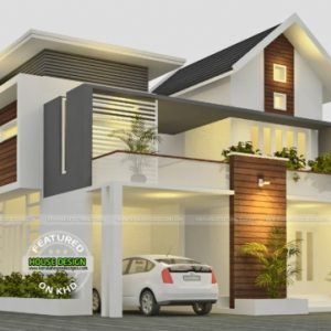 Kerala House Design Photo Gallery 2017