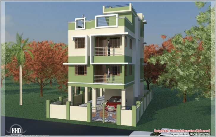 Marvelous Stupendous Houses Front Designs Front Elevation Indian House Designs 16Ft Front Desing For Home Photo